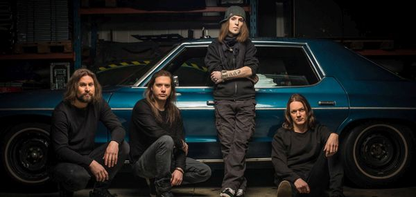 Children of Bodom; bändikuva 2015