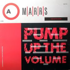 M/A/R/R/S - Pump Up the Volume; kansi