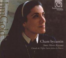 Sister Marie Keyrouz - Chant Byzantin; levynkansi