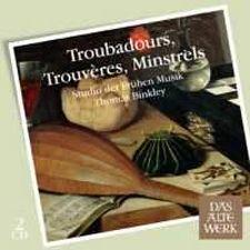 Studio der Frühen Musik: Troubadours, Trouvères & Minstrels; levynkansi