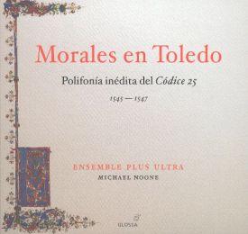 Morales en Toledo; levynkansi