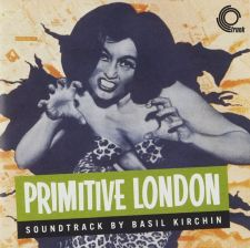 Primitive London -soundtrack (kansikuva)