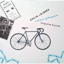 Emilia Lajunen: Turkoosi polkupyörä (levynkansi)