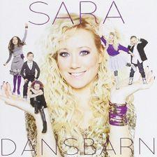 Sara Edwardsson: Dansbarn (levynkansi)