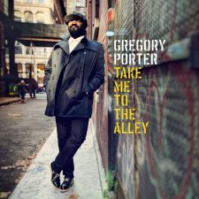 Gregory Porter: Take Me to the Alley (levynkansi)