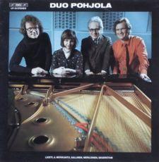 Duo Pohjola -LP (levynkansi)