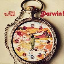 Banco Del Mutuo Soccorso - Darwin! (alkuperäisen 1972-version levynkansi)