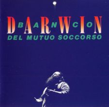 Banco del Mutuo Soccorso - Darwin! (1991-version kansikuva)