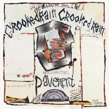 Pavement - Crooked Rain, Crooked Rain (levynkansi)