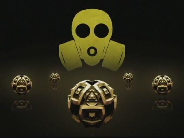 The Black Eyed Peas - Boom Boom Pow (kuvankaappaus musiikkivideosta)