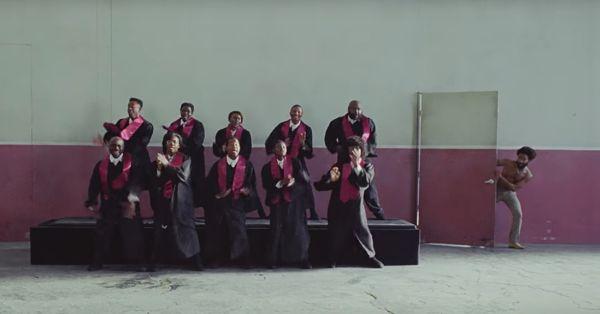 Childish Gambino - This Is America (kuvankaappaus musiikkivideosta)