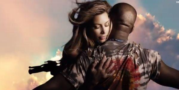 Kanye West: Bound 2 (kuvankaappaus musiikkivideosta)